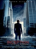Affiche du film Inception de Christopher Nolan