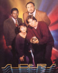 Affiche de la série TV Sliders